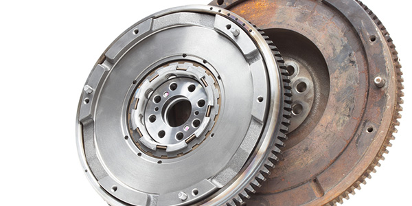 a tractor clutch